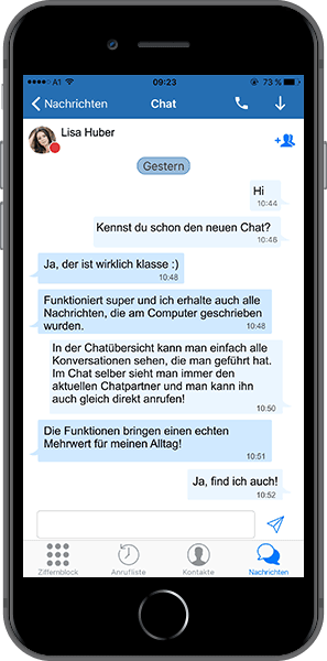 iphone-8-mobiles-festnetz-instant-messaging